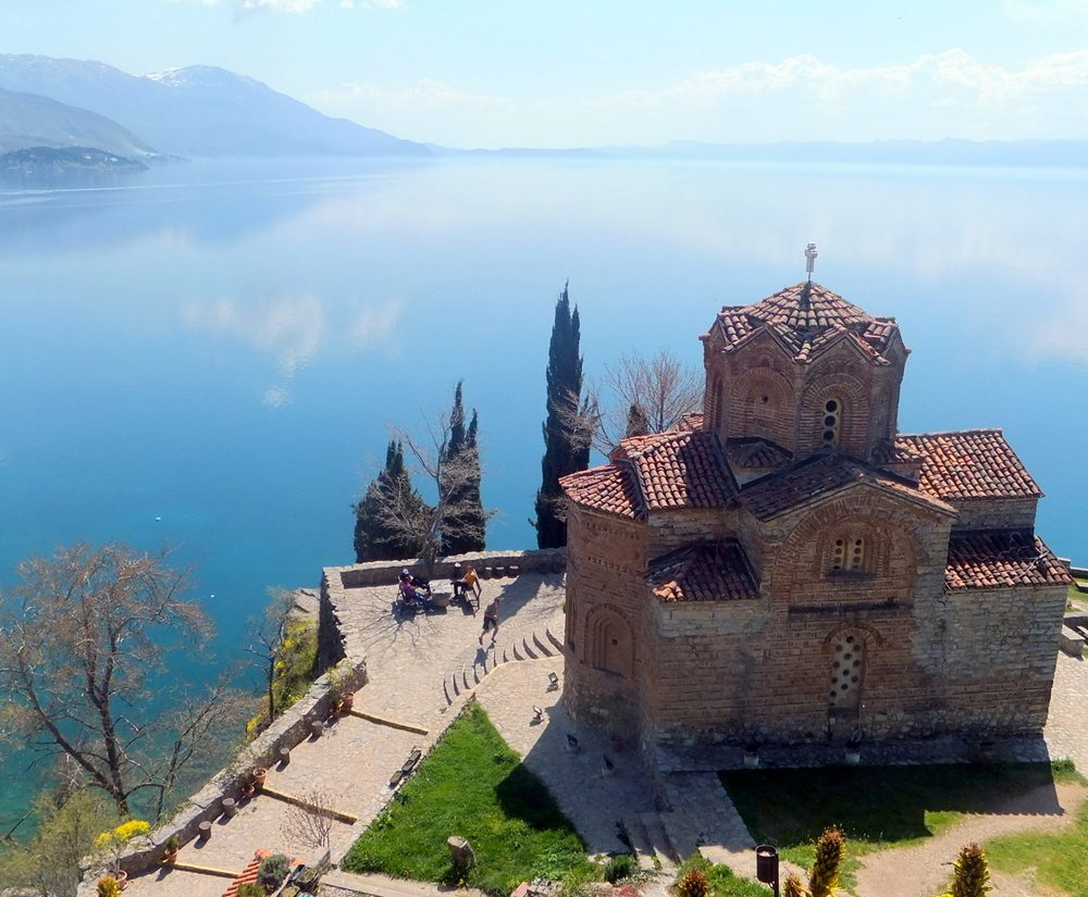 Places to Visit in Macedonia – A Gorgeous Lake and Many Monuments