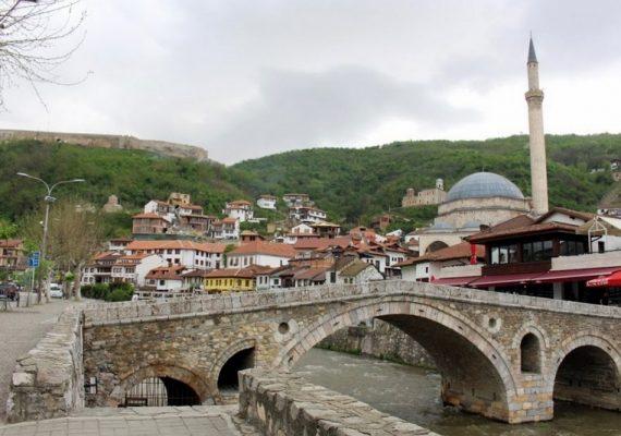 Prizren stone bridge