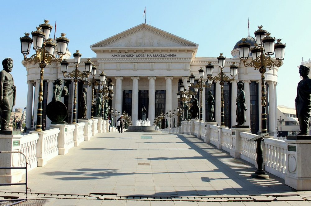 Visit Skopje – Where New meets Kitsch