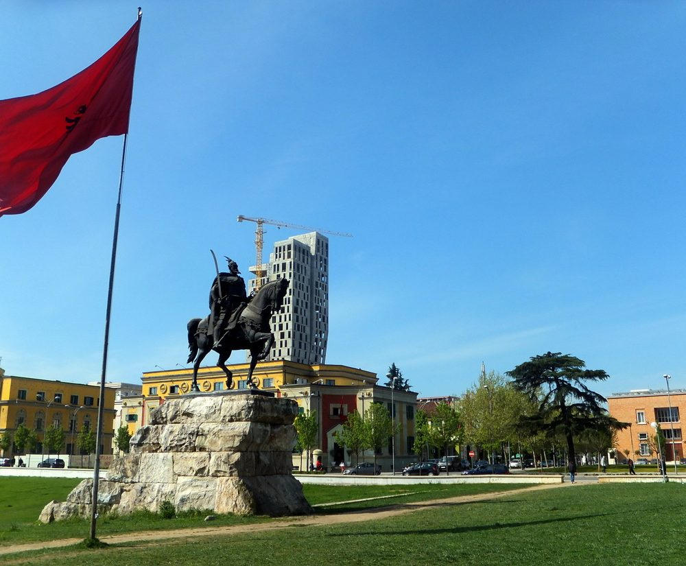 Tirana – Vibrant Colours, Traffic and Mixed Feelings