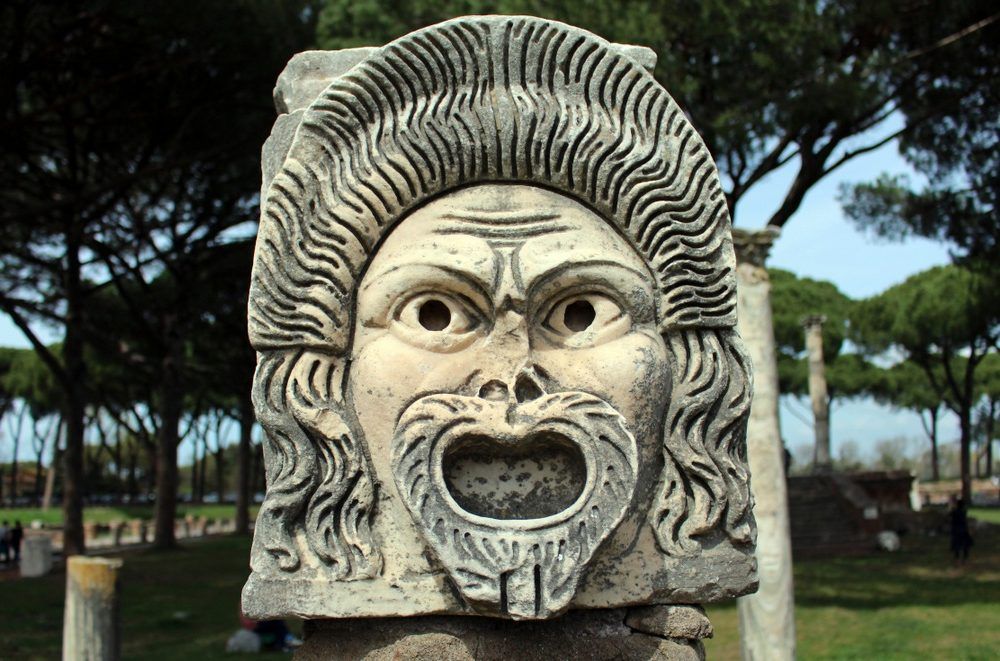 Ostia Antica – the alternative to spending a layover inside Fiumicino airport