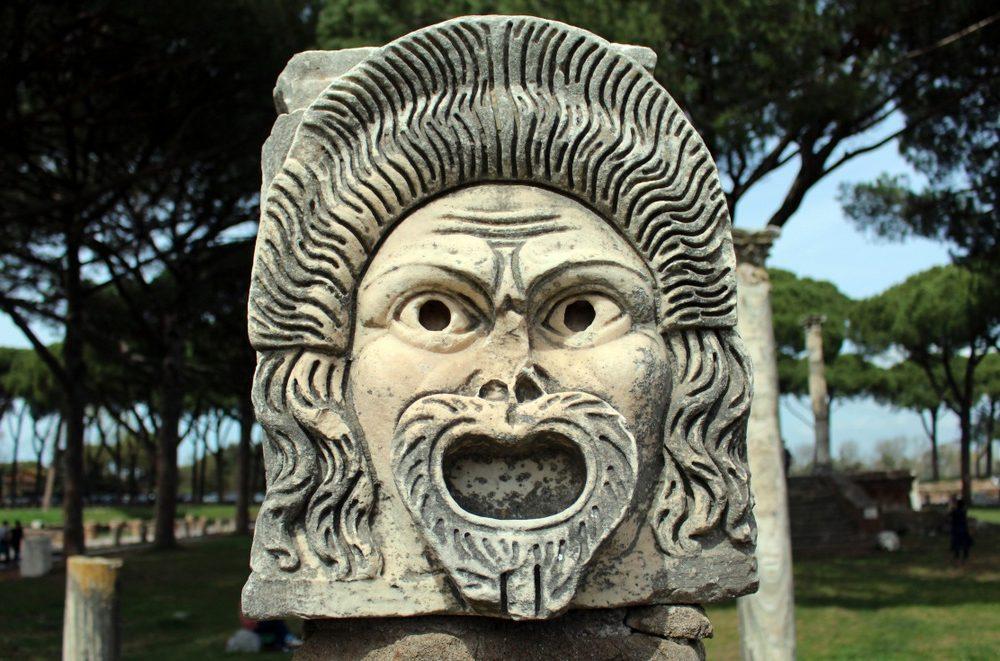 Ostia Antica – the alternative to spending a layover inside Fiumicino airport