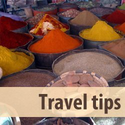 tab leading to travel tips page at cheekypassports website