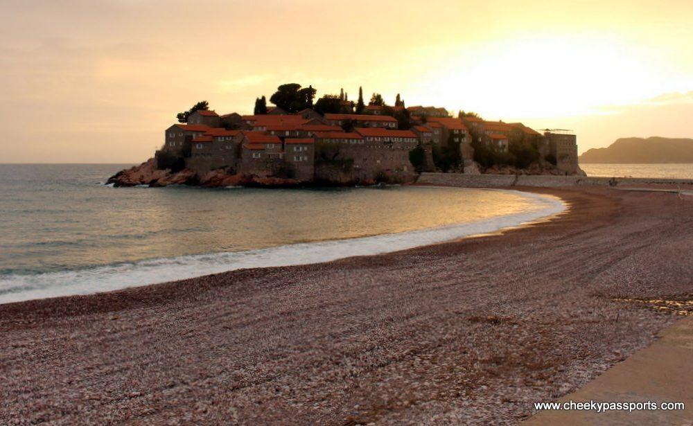 Coastal Montenegro (Ulcinj, Sveti Stefan and Kotor)