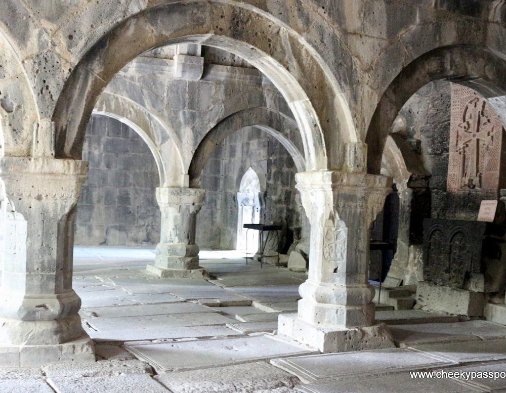 Armenia's Top Five Places to Visit