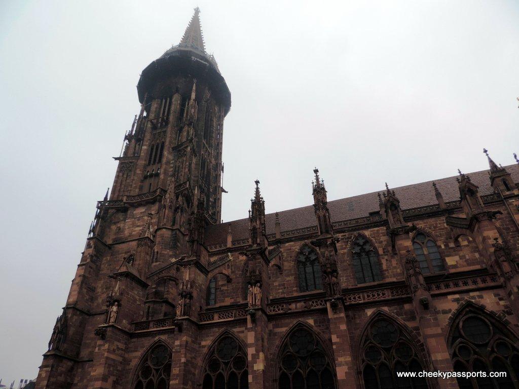 Freiburg Minster Cathedral, Freiburg