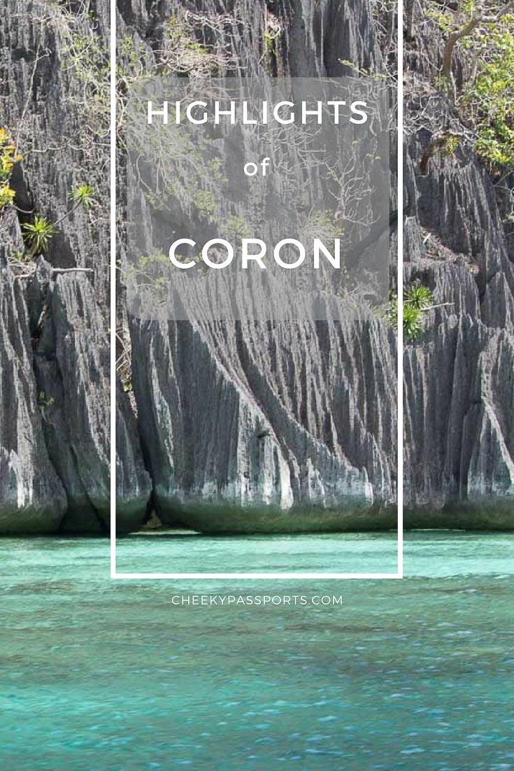 Highlights of Coron - Pin