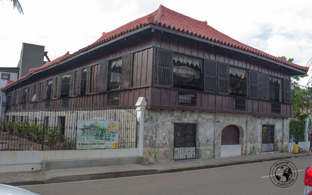 Casa Gorordo Museum along the Cebu city walking tour