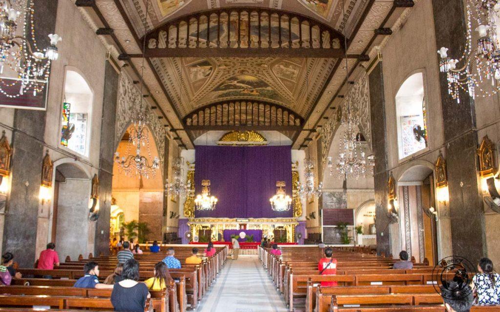 Basilica Minor del Santo Nino, Cebu city walking tour