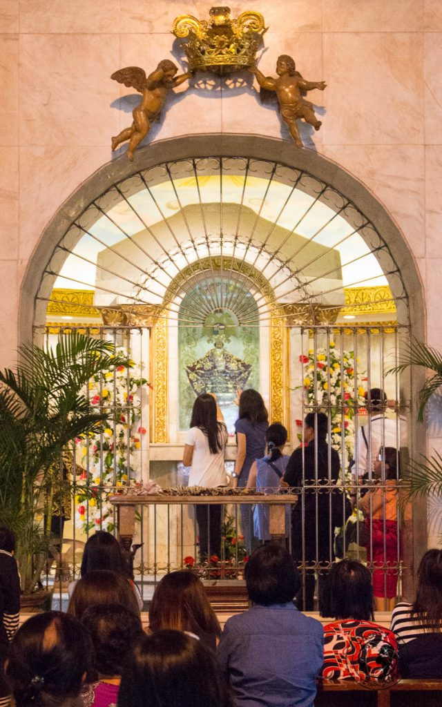 Santo Nino, Basilica Minor, Cebu city walking tour