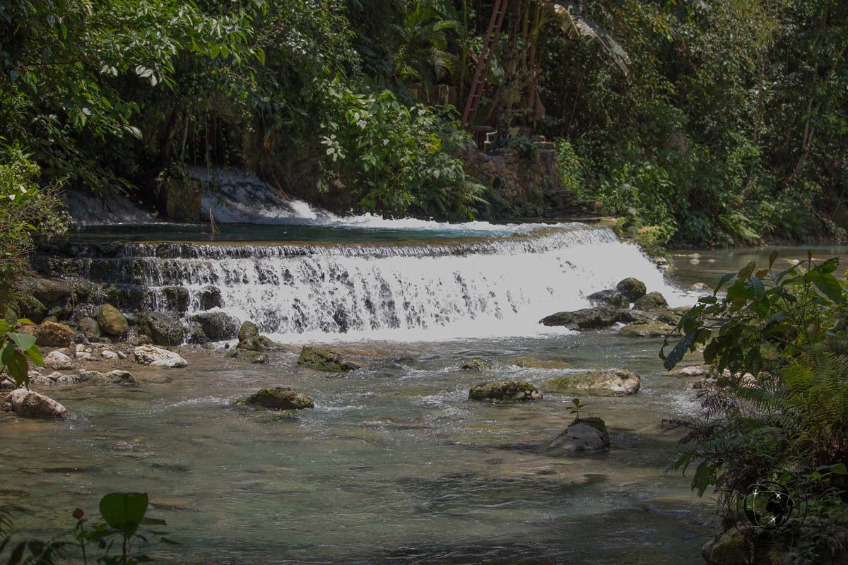 on the way to the Kawasan Falls in Moalboal