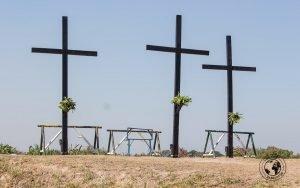 the golgotha - crucifixion at san pedro cutud