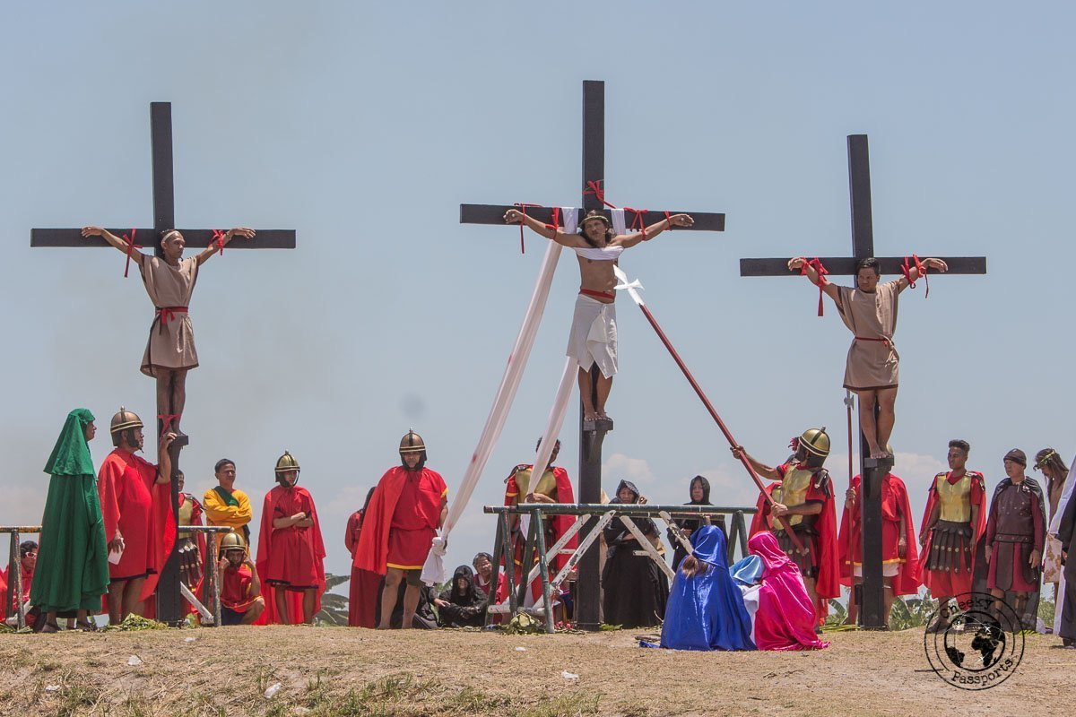 crucifixion at san pedro cutud