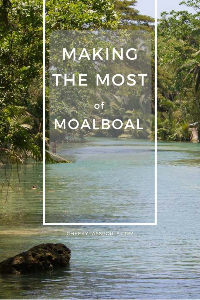 Making the Most of Moalboal - Cheekypassports
