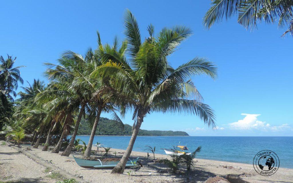 Cajidiocan beach in Sibuyan