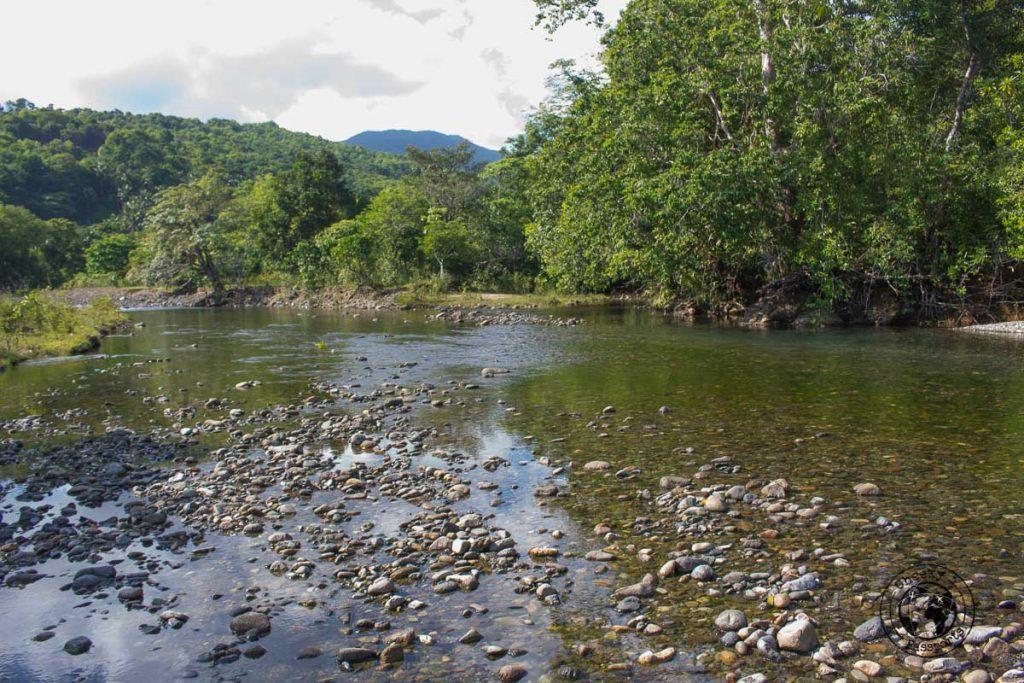 a river in Sibuyan