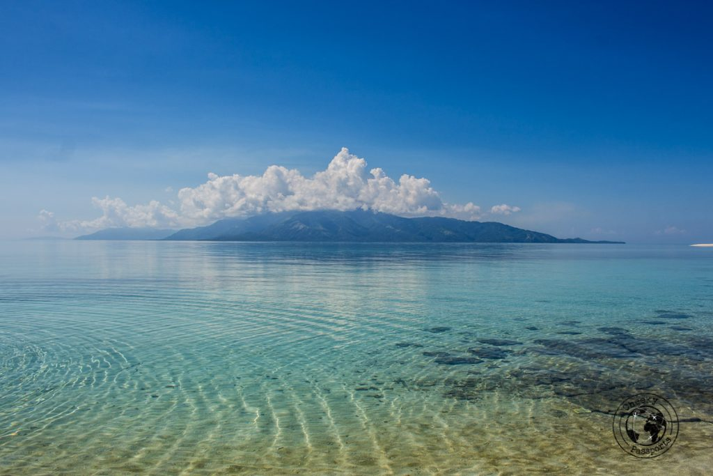 a view from Cresta de Gallo island in Sibuyan