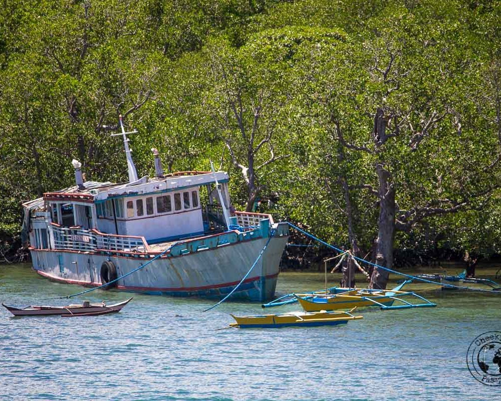 How to get to Sibuyan Island