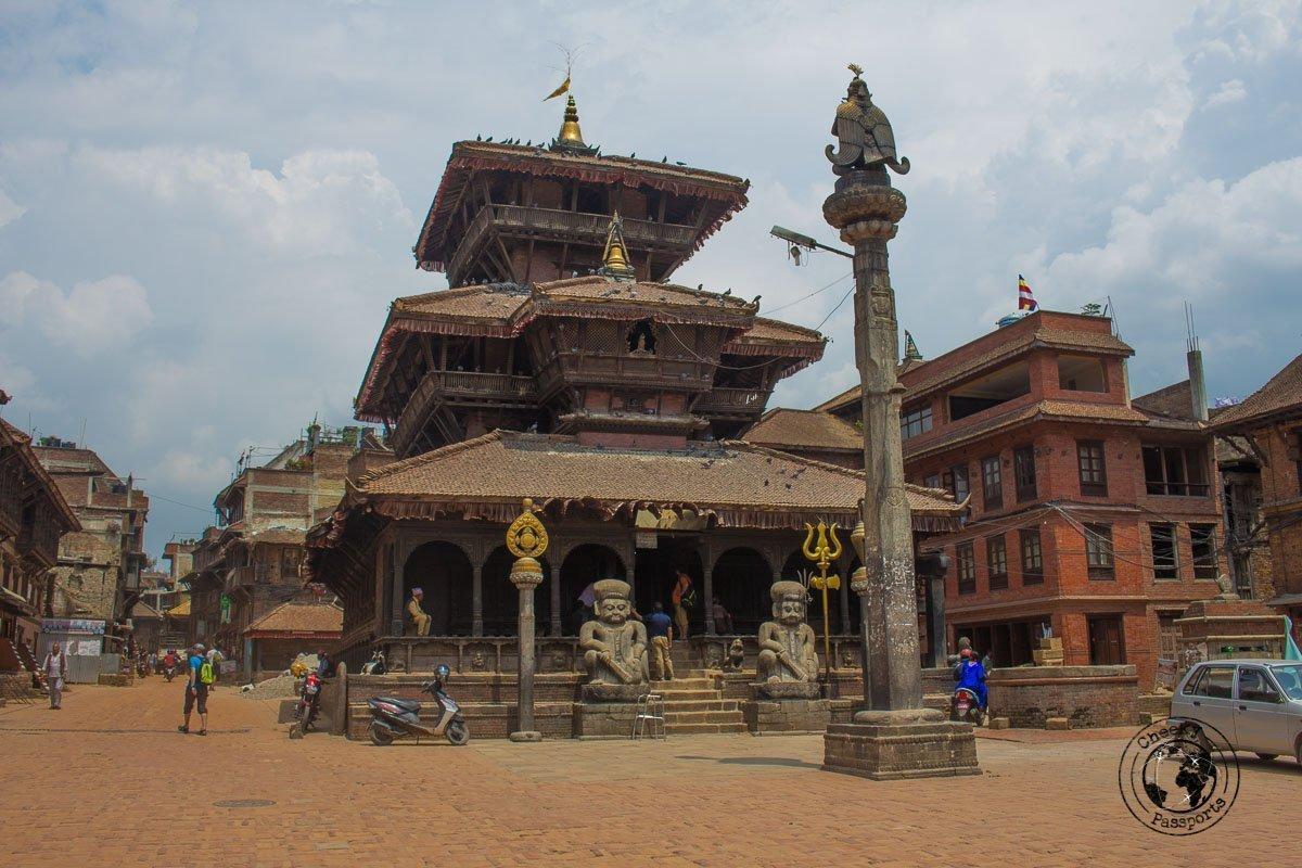 Dattatraya Square at Bhaktapur Durbar Square
