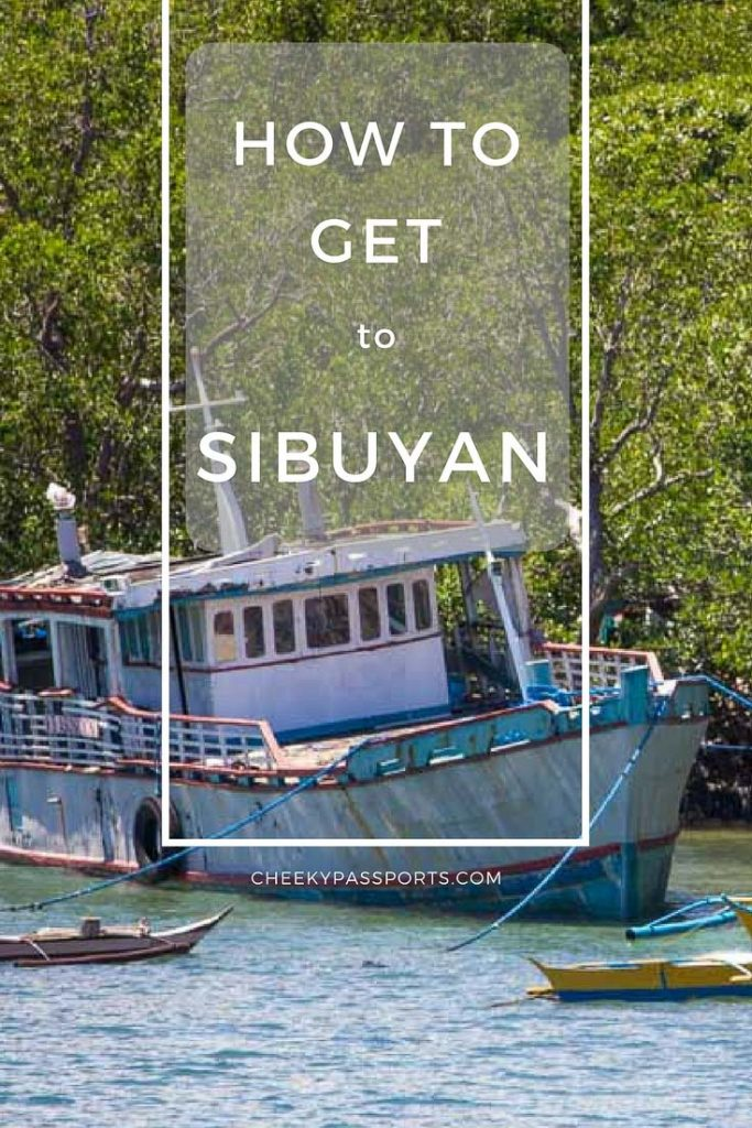How to get to Sibuyan
