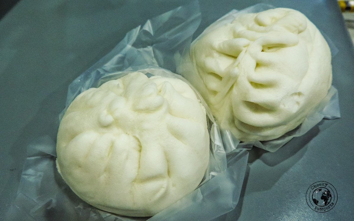 Siopao - 'must try' street foods in the philippines