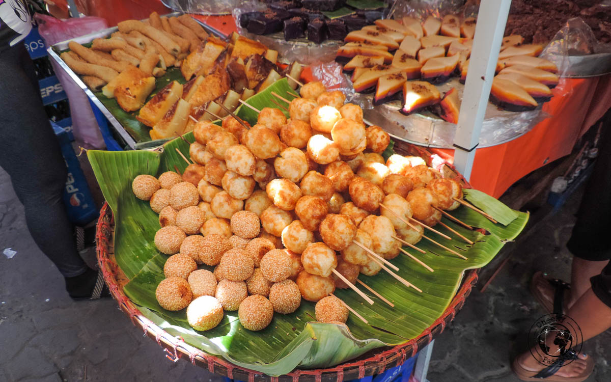 Fish Balls - 'must try' street food in the Philippines