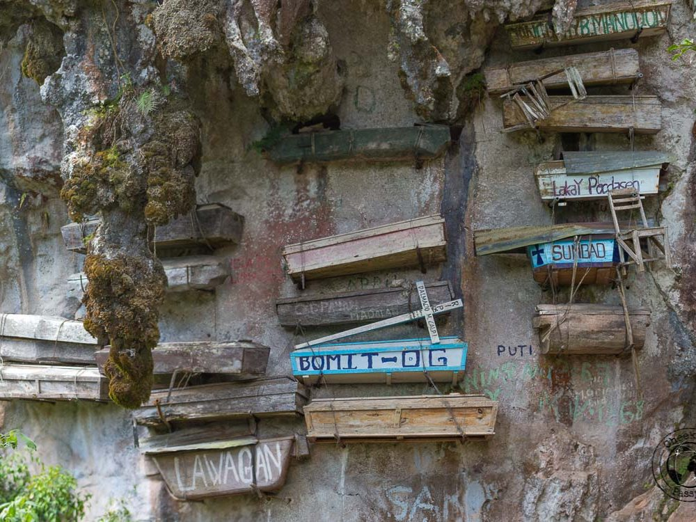 Discovering the Caves and Coffins of Sagada