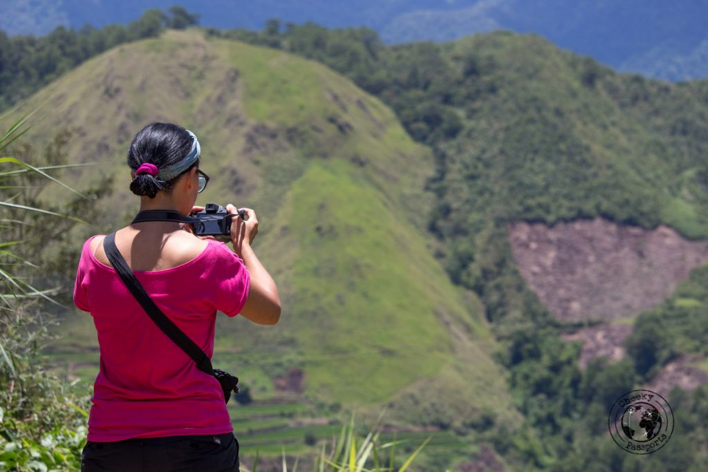 The Scenic valley of Buscalan a great introductory photo for our favourite Instagram posts