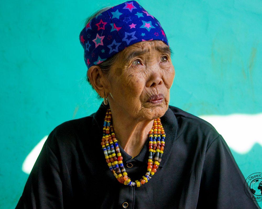 Getting a Filipino Tribal Tattoo in Buscalan
