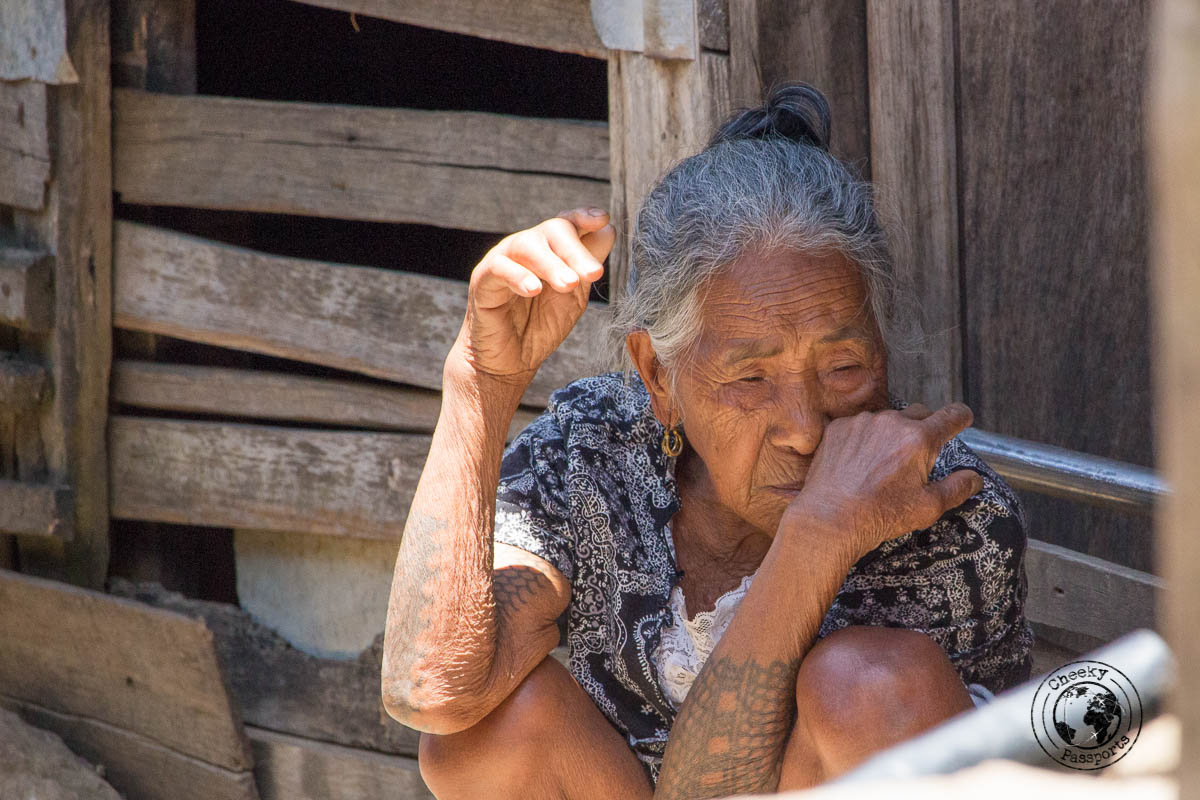 Meeting locals at the homestay - Meeting the Kalinga Tribe in Buscalan