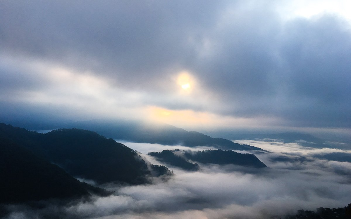 Sea of clouds - Mt. Kiltepan, Sagada - Photocredit-Marcyscreed
