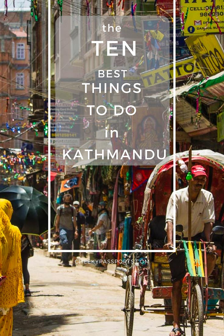 Kathmandu was the very first place I visited in Asia,but now, as I walked along the same paths, the excitement and nostalgia of being in Kathmandu was starting to build up again as I eagerly showed Nikki my old haunts and explained all about the best things to do in Kathmandu.