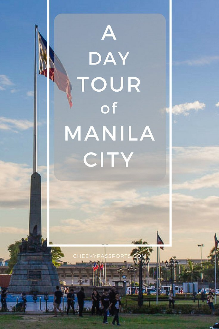 A Day Tour of Manila City - A walkable day tour in Manila City is a great option for those looking to explore some of the historical parts of Manila. Follow our day tour in Manila! #manila #philippines #itsmorefuninthephilippines #citytour #tourism #walkingtour