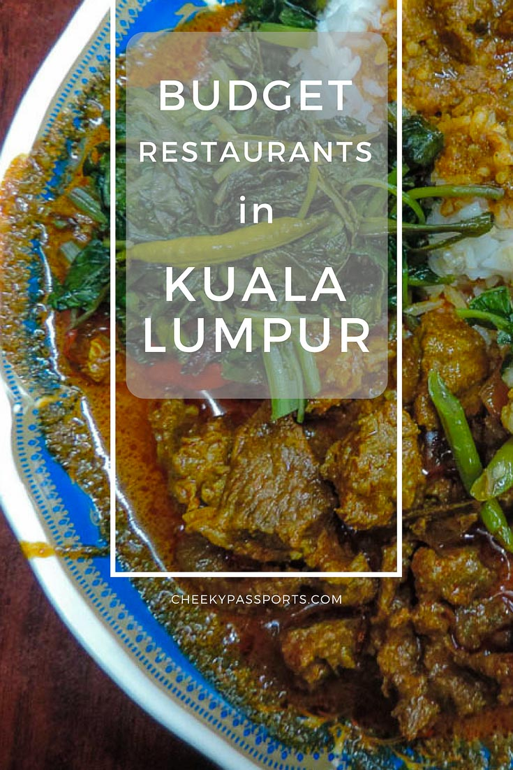 Budget Restaurants in KL - When we dine out, we always try to find budget-friendly places serving good quality food, preferably in large portions. Here we list some of our favourite budget restaurants in Kuala Lumpur, mostly located in and around the Bukit Bintang area.