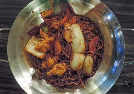 Noodle dish - Budget Restaurants in KL