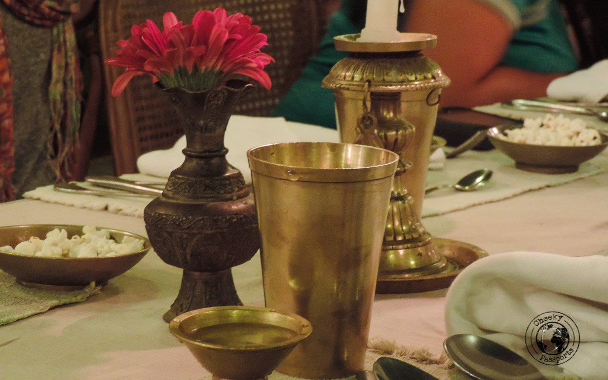 Dining the Nepali way - Things to do in Kathmandu