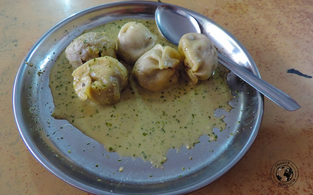 Hunting for Momo's - Things to do in Kathmandu