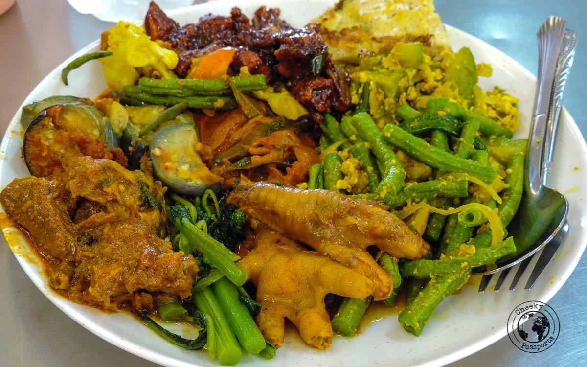 Nasi Kandar - Budget Restaurants in KL