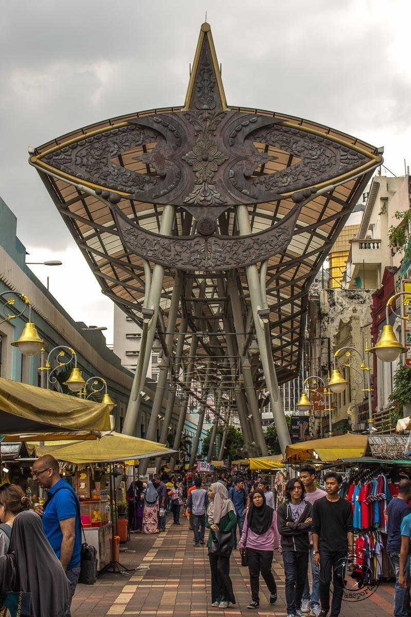 Kasturi Walk - Top tourist spots in Kuala Lumpur