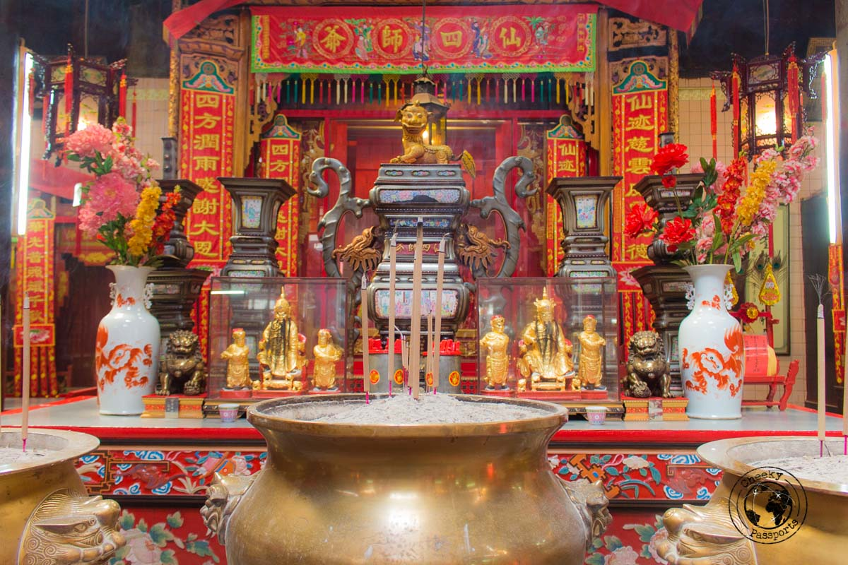 temple - top attractions in Kuala Lumpur