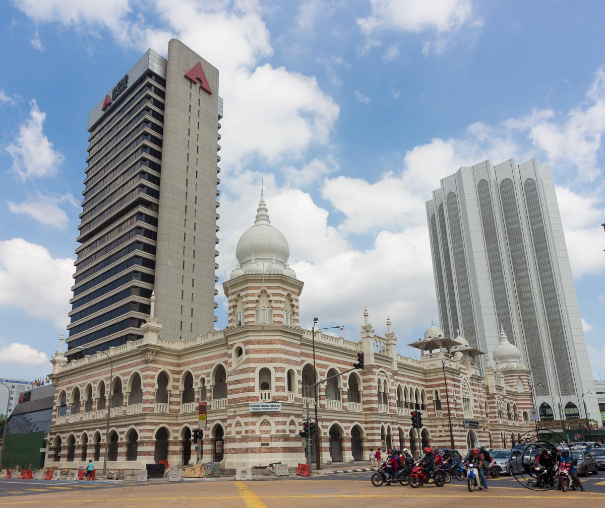 Textile Museum in Merdeka Square - Top attractions in Kuala Lumpur