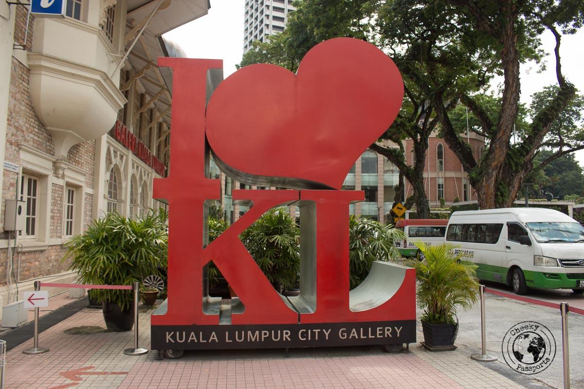 City Gallery - Top tourist spots in Kuala Lumpur
