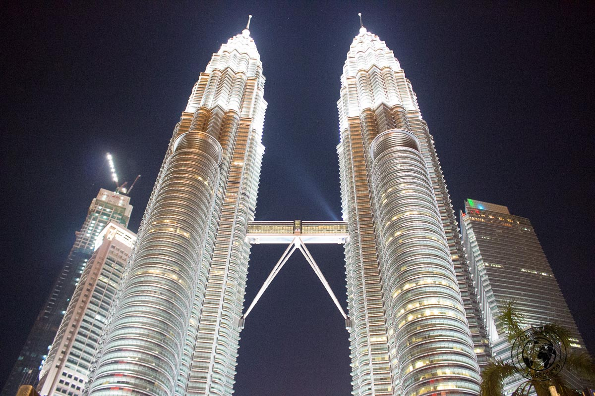 Petronas Towers - Malaysia Travel Budget and Expenses