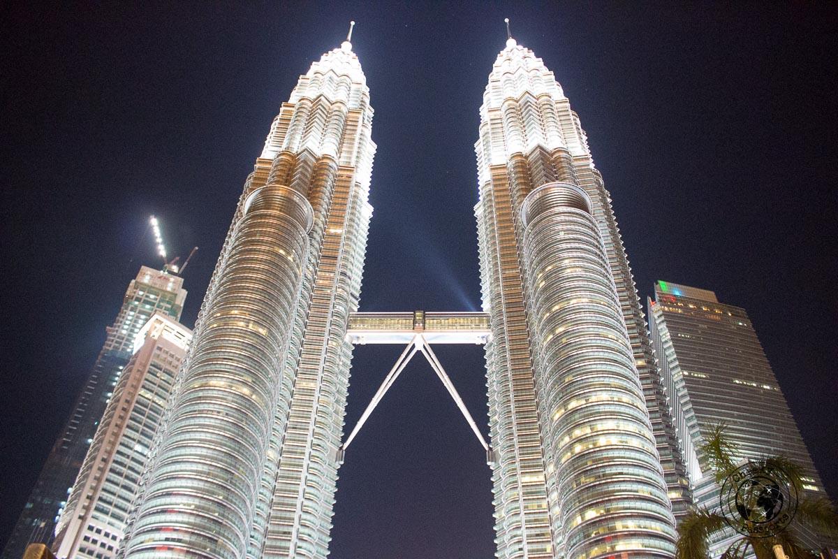 Petronas Towers - Malaysia Travel Expenses
