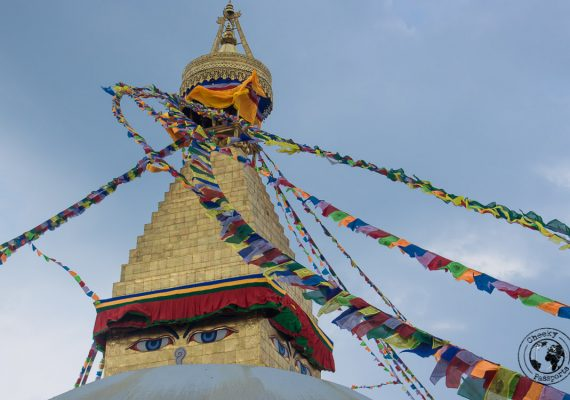 Boudhanath Stupa - things to do in Kathmandu