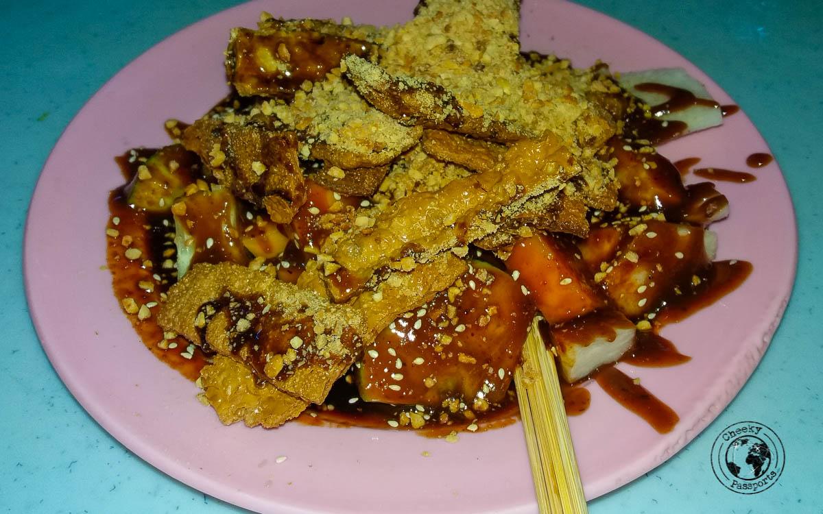 Rojak - street foods in Malaysia