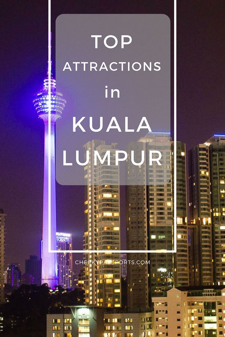 Top Attractions in Kuala Lumpur - Few countries spell out diversity as boldly as Malaysia does. Here's our guide for exploring the top tourist spots in Kuala Lumpur, its capital city! #trulyasia #malaysia #kualalumpur #kl #city #tourism #travel #walkingtour