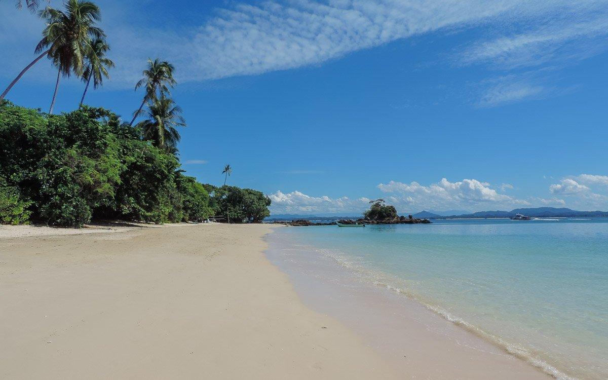A good spot to snorkel and dive - Kapas island, Pulau Kapas