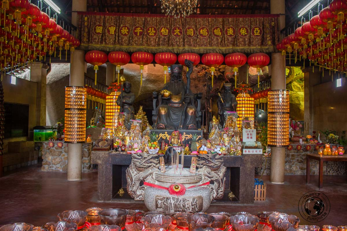 Bat Cave Temple - things to do in Penang