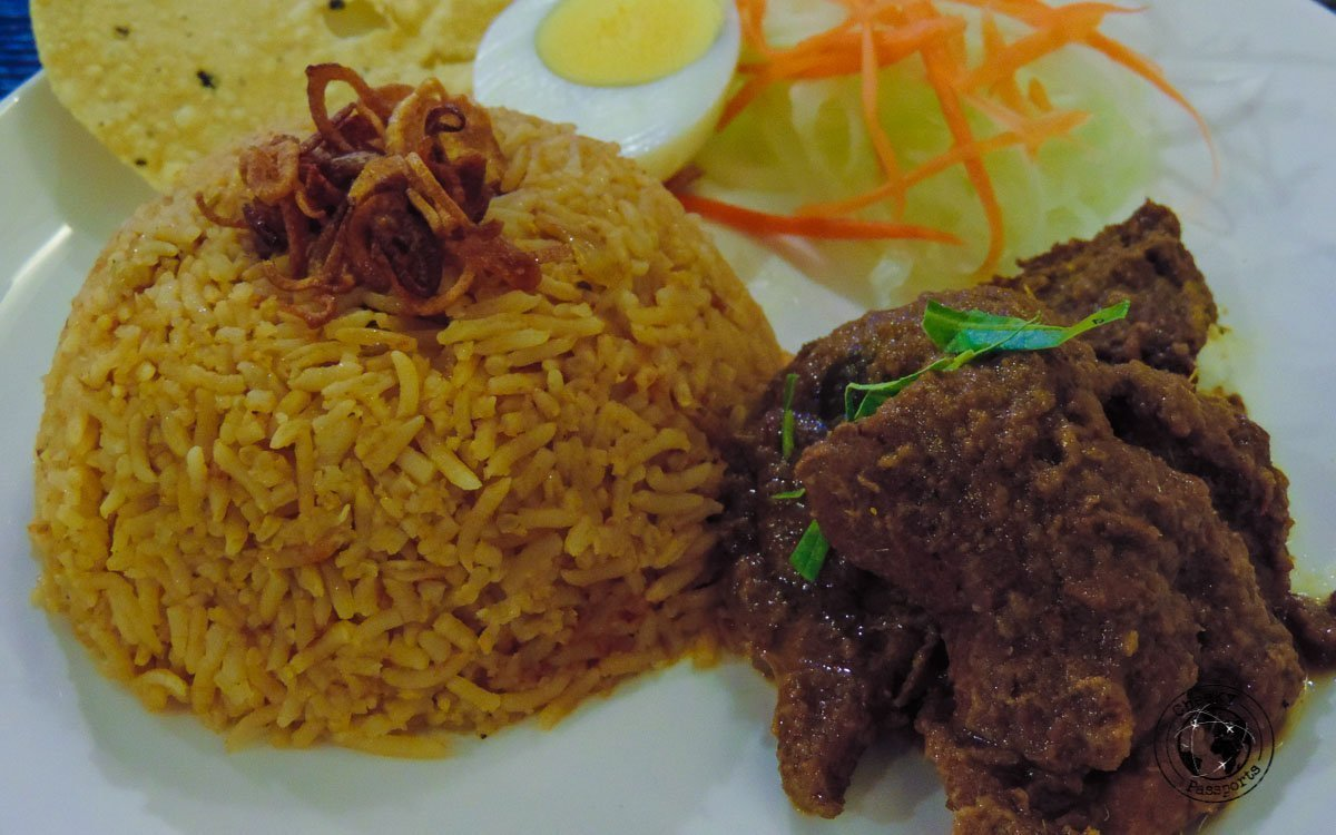 Beef Rendang - things to do in Penang